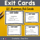 Exit Cards / Exit Tickets / Exit Slips : formative assessment