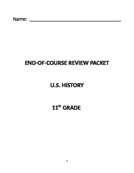 Exit level staar us history study guide by cynthia wareham tpt exit level staar us history study guide publicscrutiny Images