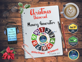 Exit / Plenary Generator Christmas Edition