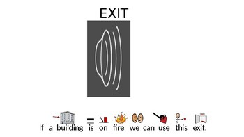 Exit Sign Safety Story