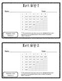 Exit Slip Fluently Add Within 5
