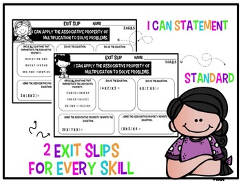 Exit Slips