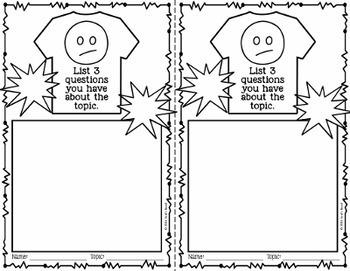 Emoji Exit Slips | Set 1