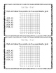 Exit Slips: Graphing {Line Plots, Ordered Pairs, Line Grap