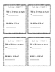 Exit Slips: Whole Numbers {Basic Operations and Place Value} Fifth Grade