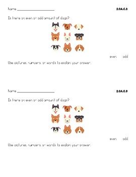 Exit Slips for ALL 2nd Grade Common Core Math Standards