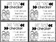 Exit Ticket Checker Tags FREEBIE