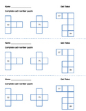 Exit Ticket- Number Puzzle