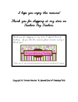 Exit Ticket Student Activity Cards/ Slips