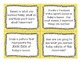 Exit Ticket Task Cards