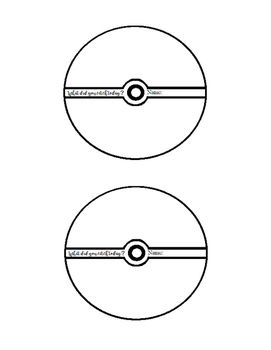 image about Pokeball Printable referred to as Exit Ticket Template Totally free (Pokemon Themed - Pokeball)
