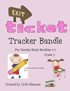 Exit Ticket Tracker Bundle