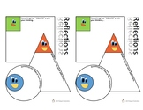 Exit Ticket (bilingual) - Square Triangle Circle for students