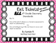 Exit Tickets-All 6th Grade Geometry Standards