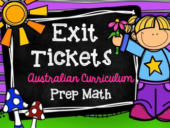 Exit Tickets - Australian Math