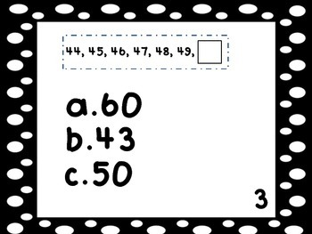 Exit Tickets Counting and Cardinality Kindergarten