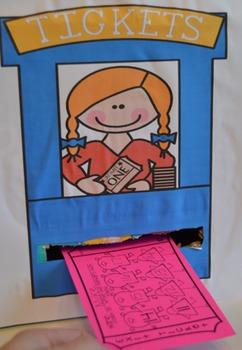 Exit Tickets Kindergarten Math {Bundle}