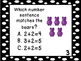 Exit Tickets Operations and Algebraic Thinking Kindergarten