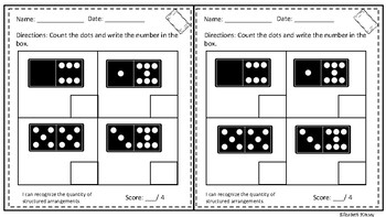 Exit Tickets- Place Value 1st Grade