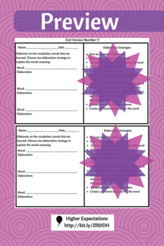 Exit Tickets! The Ultimate Formative Assessment Bundle!