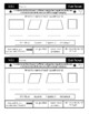 Exit Tickets for Common Core Math Standards - Geometry