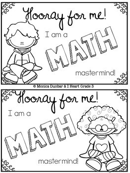 Exit Tickets for Grade 3 Math