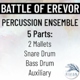 Battle of Erevor - Percussion Ensemble