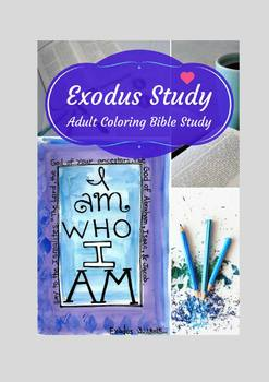Exodus: A Coloring Bible Study