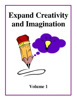 Expand Creativity and Imagination - Volume 1, Activities and Worksheets