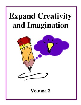 Expand Creativity and Imagination - Volume 2, Activities and Worksheets