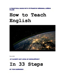 Expanded 33 Steps to Teaching English
