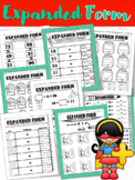 Place Value Expanded Form First Grade