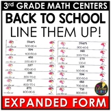 Expanded Form August Math Center