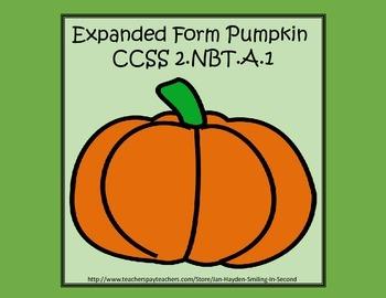 Expanded Form- CCSS2.NBT.A.1