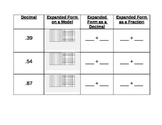 Expanded Form Decimals