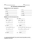 Expanded Form & Distributive Property (Quiz)