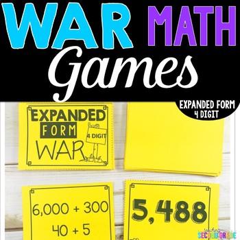 Expanded Form Games 4 Digit