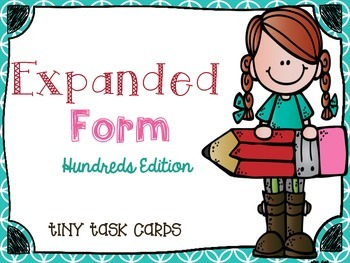 Expanded Form Hundreds Place