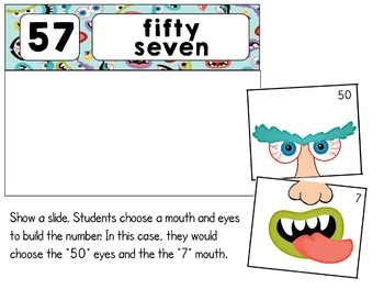 Expanded Form Game 2-Digit Numbers