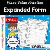Expanded Form Practice - 2.NBT.3