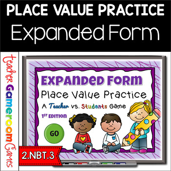 Expanded Form Practice Powerpoint Game
