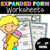 Expanded Form Worksheets