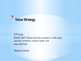 Expanded Form - Value Strategy PowerPoint