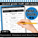 Expanded Form, Word Form and Standard Form for Numbers Wit