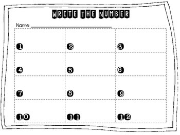 Expanded Form Write the Number Hundreds Edition