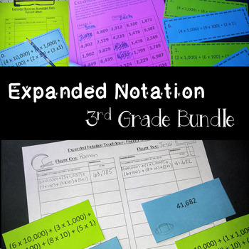 Expanded Notation Bundle