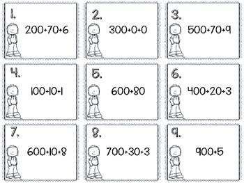 Expanded Notation Scoot Game