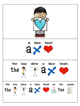Expanded Sentences for Valentine's Day
