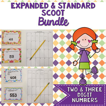 Expanded & Standard Form Scoot Bundle