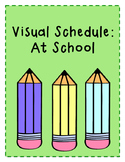 Visual Schedule for School Day - Elementary